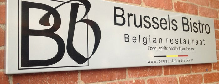 Brussels Bistro is one of Foodie.