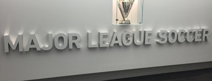 Major League Soccer, L.L.C. is one of NYC Soccer.