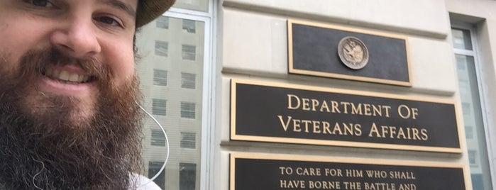 U.S. Department of Veterans Affairs (VA) is one of My places.