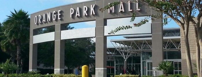 Orange Park Mall is one of A local's guide: 48 hours in Fleming Island, Fl.