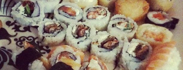 Império do Sushi is one of Sushi em Campão.