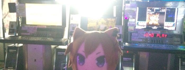 アミューズメントパークエルロフト is one of 関西のゲームセンター.