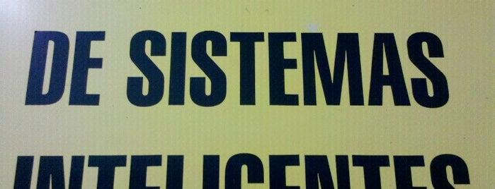 Laboratório de Sistemas Inteligentes is one of UFRN.