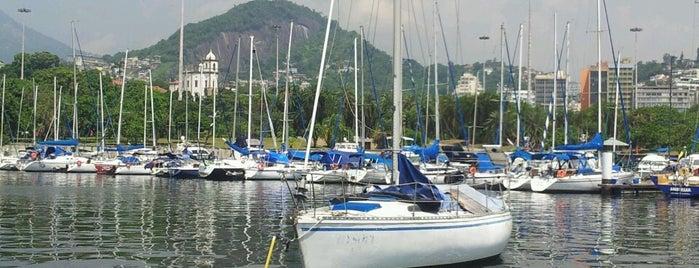 Marina da Glória is one of 주변장소5.
