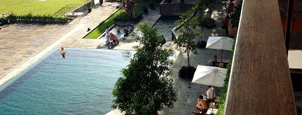 Padma Hotel Bandung is one of Hotels, Resorts, Villas of the World.
