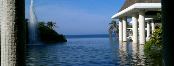 Grand Mayan Resort is one of Acapulco.
