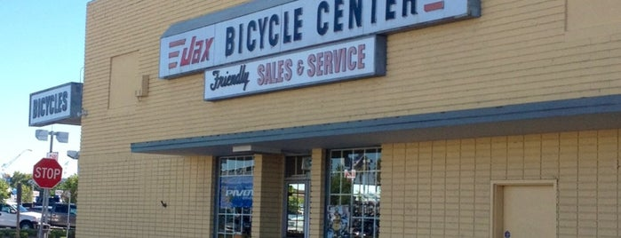 Jax Bicycle Center is one of Pick up HDX Hydration Mix here!.