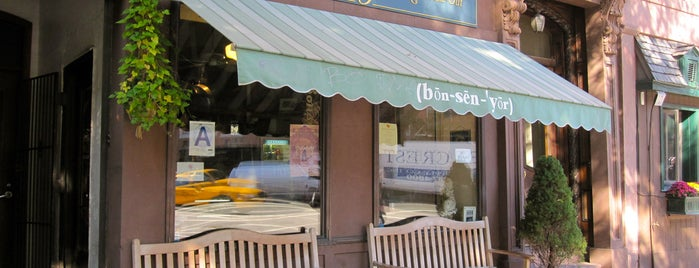 Bonsignour is one of Awesomest Spots NYC & Beyond.