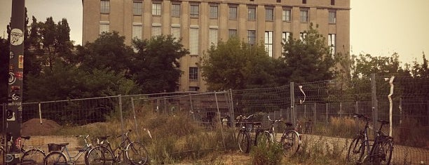 Berghain / Panorama Bar is one of Berlin Nights.
