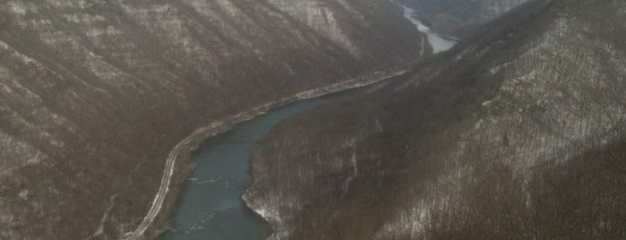 New River Gorge National Park - Grandview is one of National Parks.