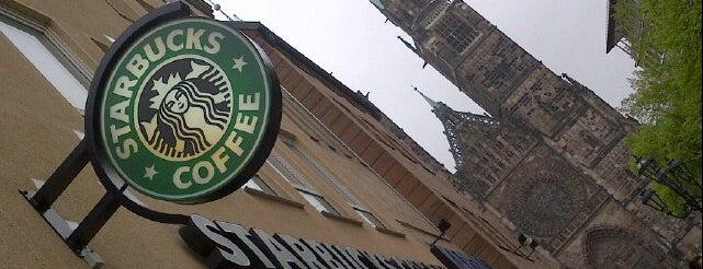 Starbucks is one of Must-visit Coffee Shops in Nürnberg.