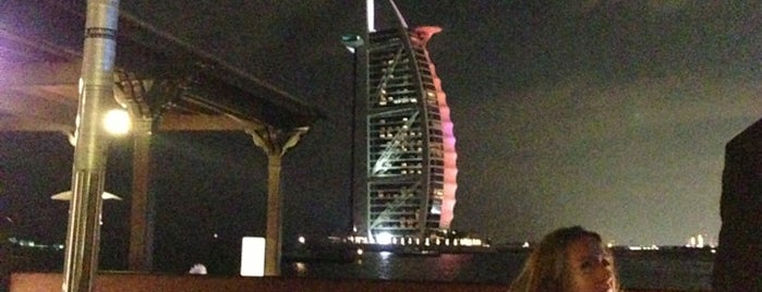 Pierchic is one of 36 hours in...Dubai.