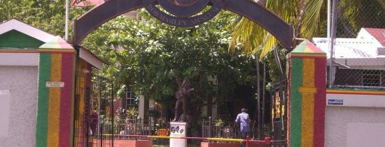 Bob Marley Museum is one of 2 do list # 2.