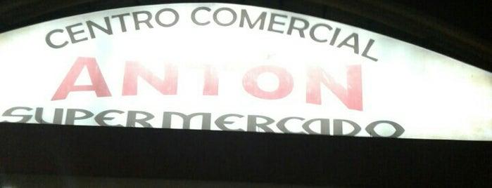 Centro Comercial Antón Supermercado is one of 새소식.