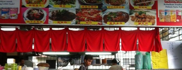 Restoran Ting Feng is one of Jalan Jalan Ipoh Eatery.