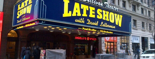 The Late Show with David Letterman is one of TV Shows with Free Tickets!.