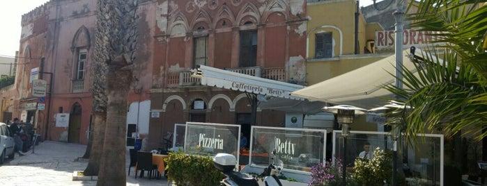 Porticciolo Turistico Marina Di Brindisi is one of Cosa visitare.
