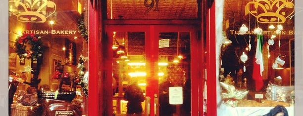 Il Cantuccio is one of Baker's Dozen - New York Venues.