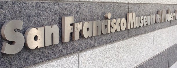 San Francisco Museum of Modern Art is one of San FrN.