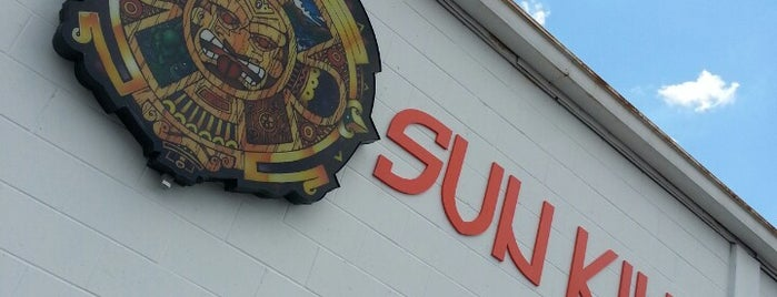 Sun King Brewing Co. is one of tmp.