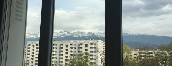Meylan is one of Top 10 favorites places in Grenoble, France.