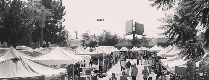 Melrose Trading Post is one of LA's To do list.