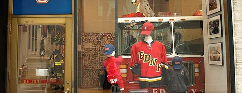 FDNY Fire Zone is one of City of New York's Tips.