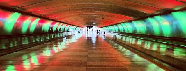 Detroit Metropolitan Wayne County Airport (DTW) is one of Lost in Transit.