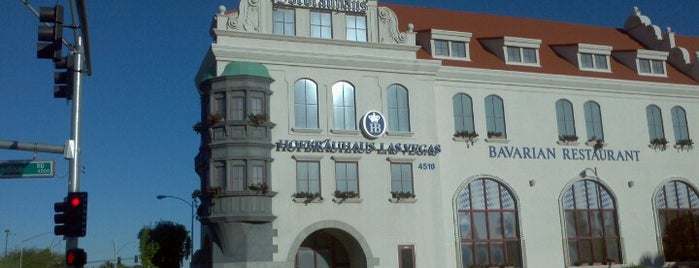 Hofbräuhaus Las Vegas is one of asdf.