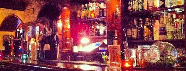 Temple Bar is one of Irish Bars !.