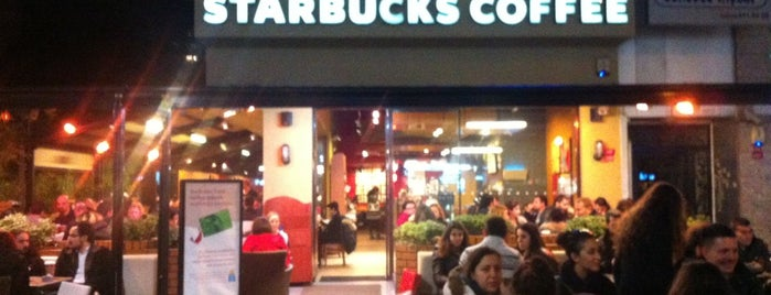 Starbucks is one of The places I love in Türkiye.