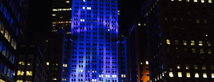 MetLife Building is one of New York New York.