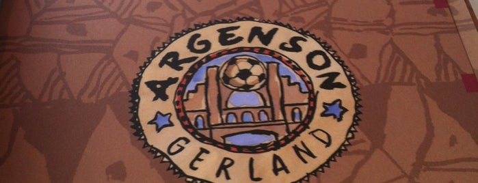 Argenson is one of Restos.