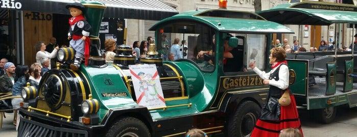 Best places in Vitoria-Gasteiz, España