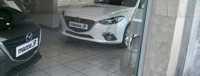 Mazda Mogamotor is one of Puntos de Venta y Taller de Grupo M Automoción.