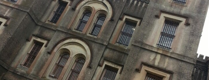 Old City Jail is one of Charleston, SC.