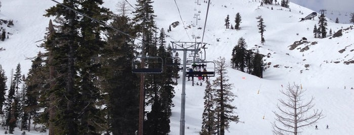 Squaw Lifts