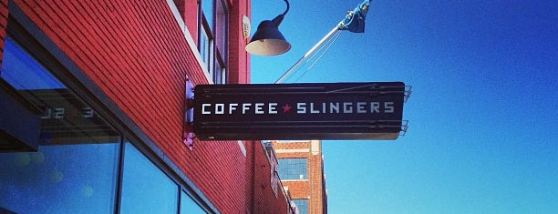 Coffee Slingers is one of Must-visit Coffee Shops in Oklahoma City.