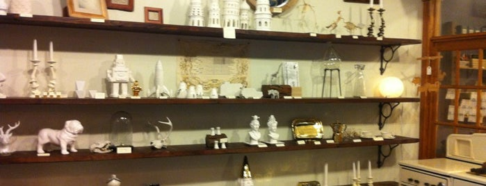 Michele Varian Shop is one of Mari's tips.
