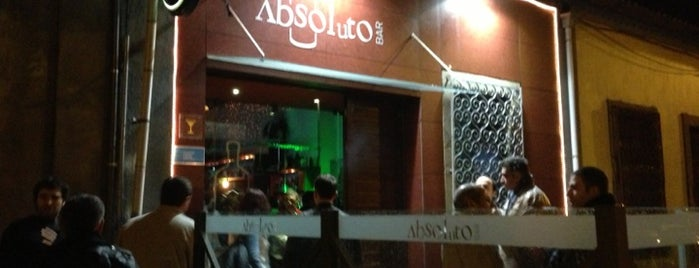 Bar Absoluto is one of Tania.
