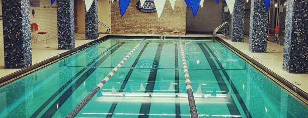 Lakeview Athletic Club is one of common places.