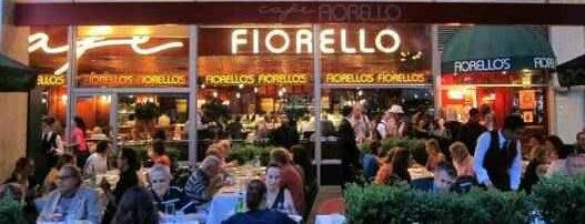 Cafe Fiorello is one of NY.