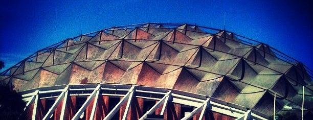 Palacio de los Deportes is one of AQUI ME DIVIERTO.