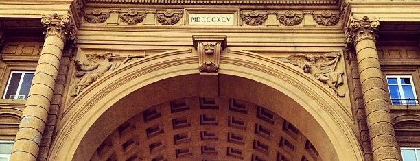 Piazza della Repubblica is one of Best places in Firenze, Italia.