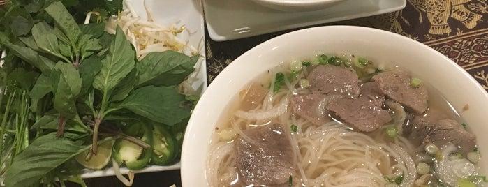 Thai Sawatdee is one of Winston-Salem Restaurants.