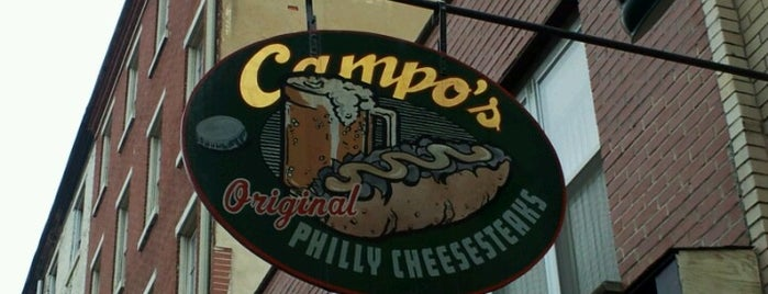 Campo's Deli is one of Authentic Philadelphia Hoagies.