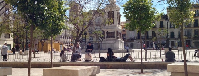 Plaza de la Merced is one of Andalucia.
