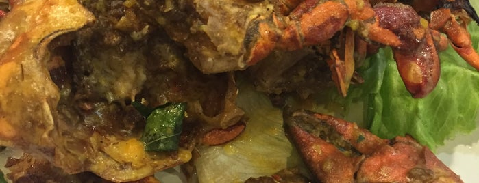 Dragon Seafood Paradise is one of Must-visit Food in Miri.