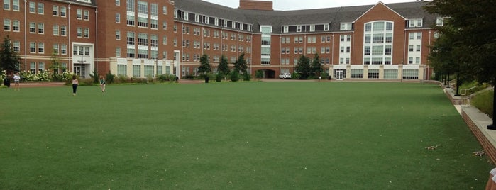Independence Turf #UDel is one of UD Buildings.