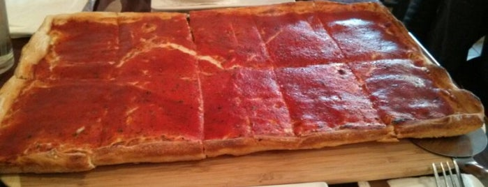 Santucci's Square Pizza is one of Best of Philadelphia.
